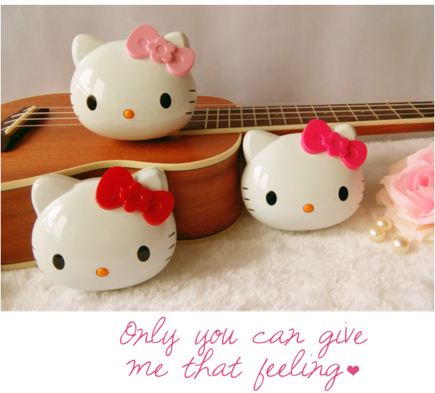 cartoon hello kitty power bank-TOPTAI 1