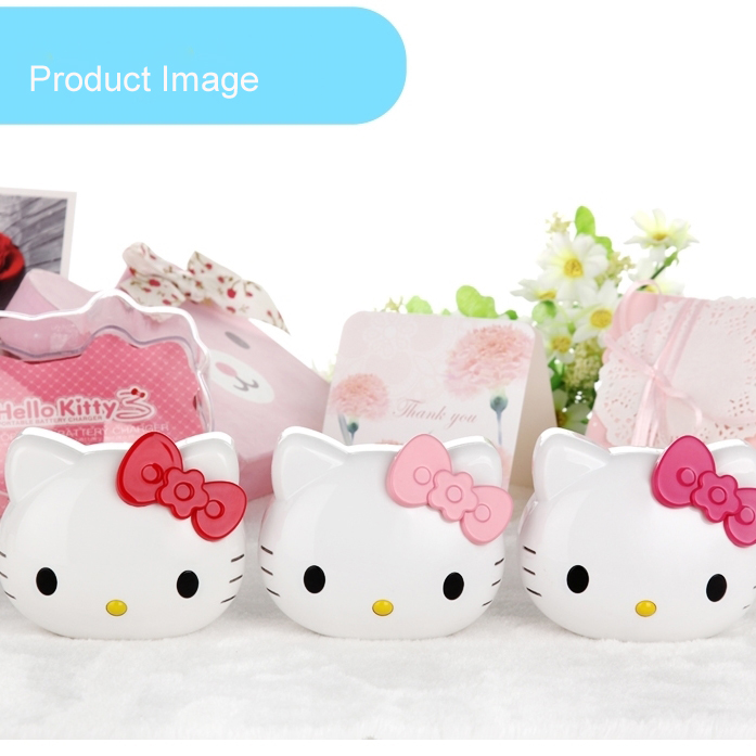 cartoon hello kitty power bank-TOPTAI 23