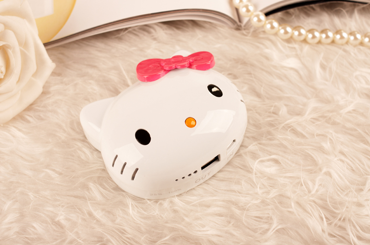 cartoon hello kitty power bank-TOPTAI 27