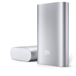 Famous brand xiaomi power bank 5200mah toptai wholesale