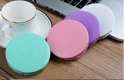 4000mah portable round batter...