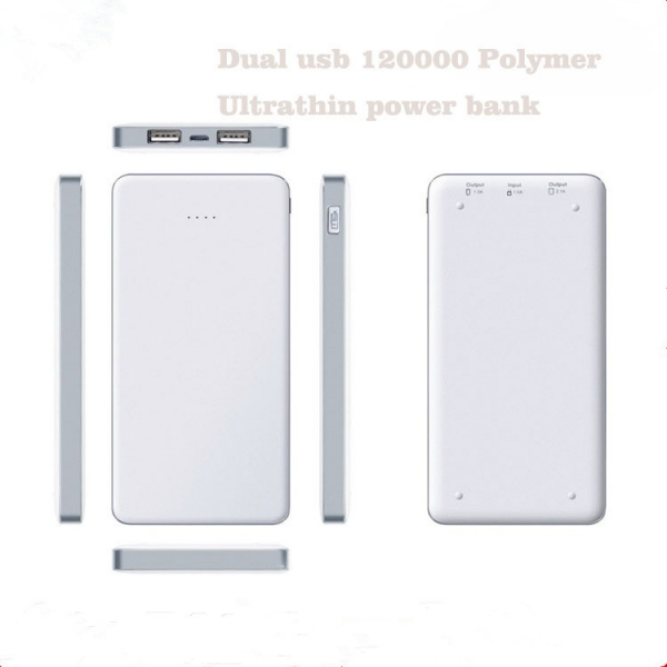 New Cheap OEM 12000mah power bank ,mobile power supply,portable battery charger