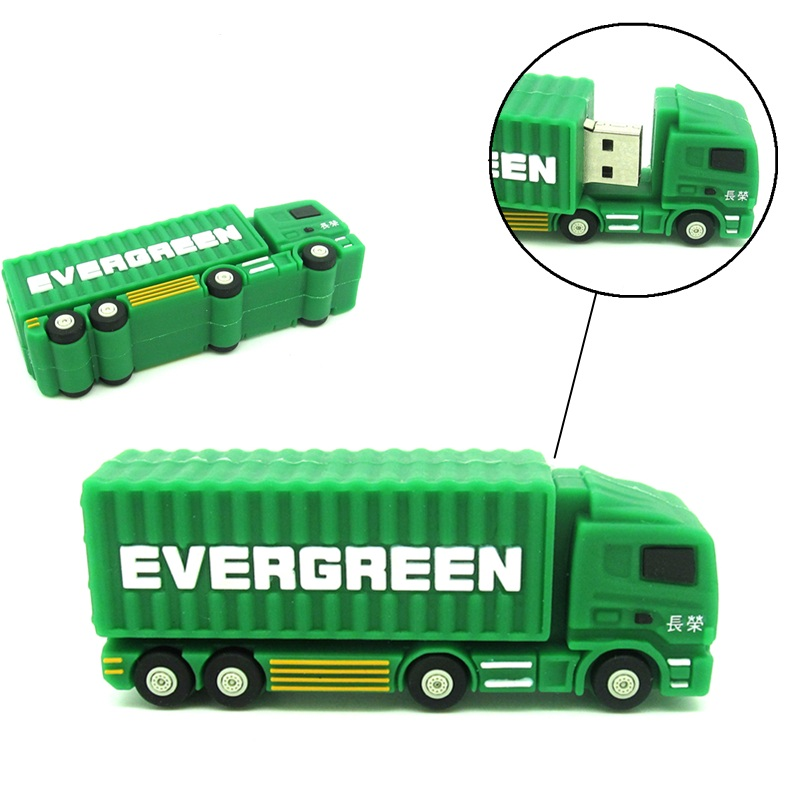 -mini-trailer-cargo-truck-USB-Flash-Drive-green-Container-car-Pen-Drive-32GB-16GB-8GB