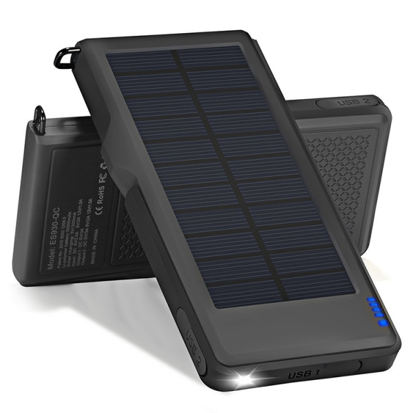Solar Quick Charger 3.0 Po...