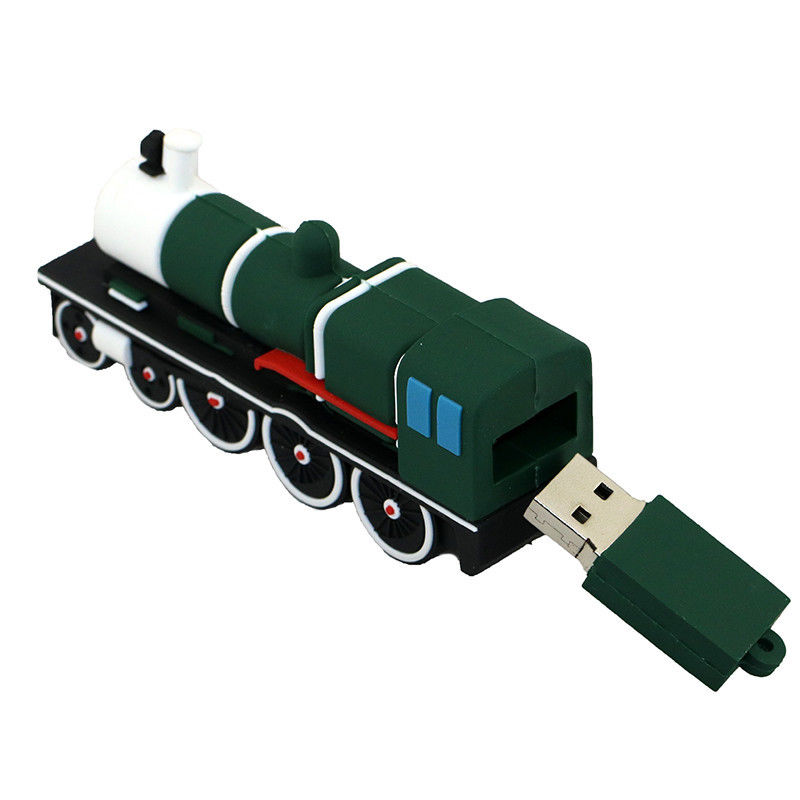 Train Shape USB 2.0 Flash Drive